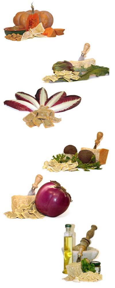 Raviolificio San Giorgio:Alimentazione a Ceriale